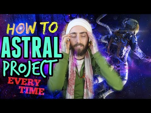 How to Astral Project! (My Most Used Method)