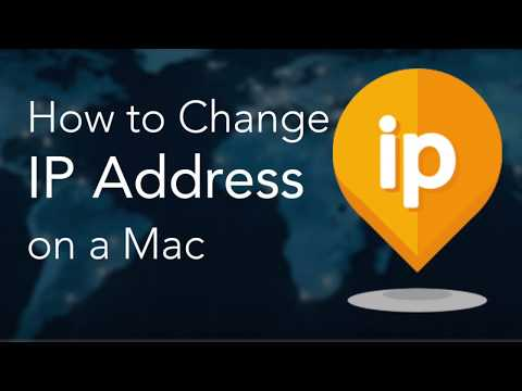 How to Change IP Address on Your Mac
