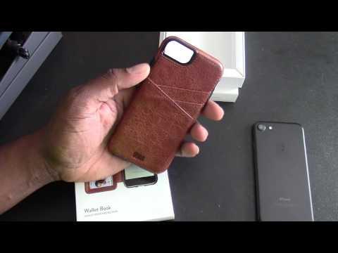 iPhone 7 SENA GENUINE LEATHER CASE LINEUP