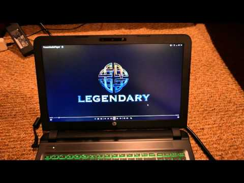 hp pavilion gaming laptop unboxing late 2015 model 4k