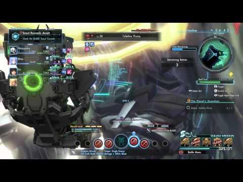 「XCX」Ares 70 vs Telethia Plume (World Nemesis)