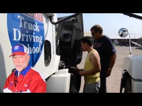 Interstate Truck Driving School Promotional Video