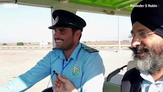 Kartarpur Corridor: Pakistani driver speaks of India-Pak peace, wins hearts in India -BBCURDU