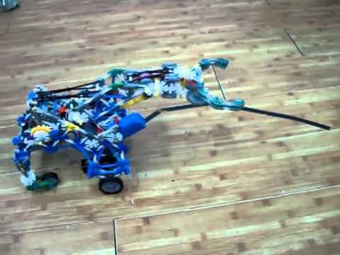 KnexLoz robot arm