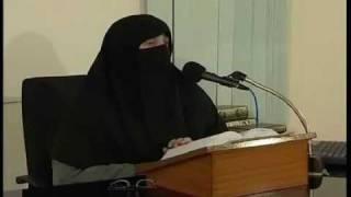 Dr.Farhat Hashmi.    Sawal o jawab session...