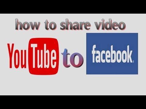 طريقة احترافية لنشر فيديوهات يوتيوب على فايسبوك و بدون روابط