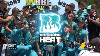 Mel Jones' WBBL|05 previews: Brisbane Heat