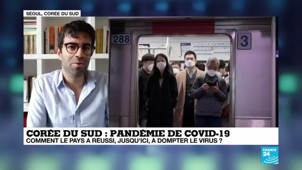 Covid-19 : Comment la Corée du Sud a réussi, jusqu'ici, à dompter le virus ?