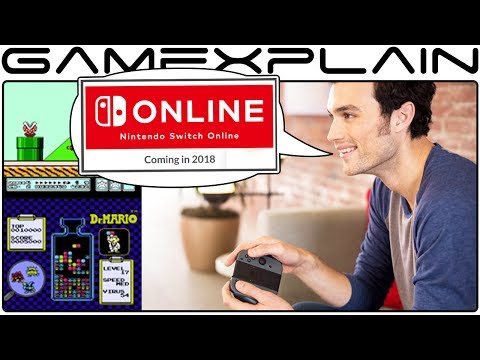 Nintendo Switch Online DISCUSSION (Delay, Pricing, Classic Game Collection)
