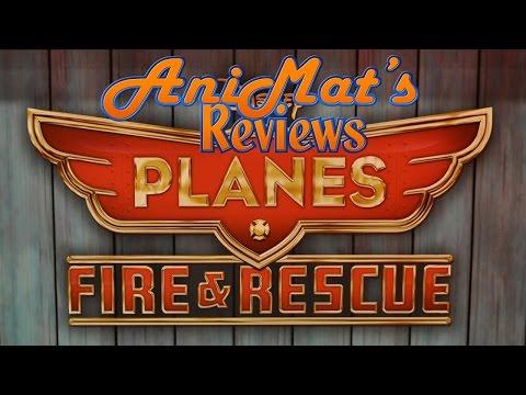Planes: Fire & Rescue - AniMat's Reviews