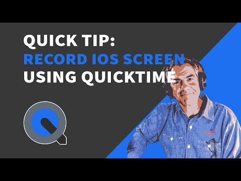 Quick Tip: How To Record iPhone or iPad Using QuickTime on Mac