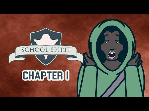 SCHOOL SPIRIT Chapter 1: They're Just Voices
