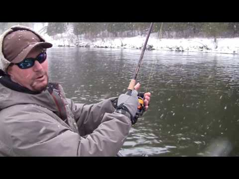 Steelhead Fishing Pro Tips: Casting, Drifting, and Fighting Muskegon River Steelhead with Chad Betts