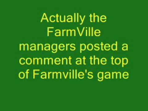 FarmVille Loading Error