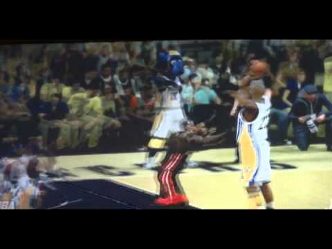 NBA 2k12 Michael Jordan My Player Fast Lane