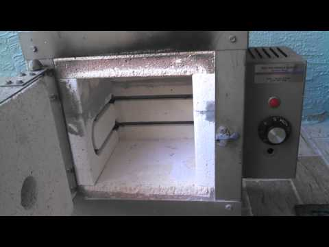 Bought a small kiln to heat treat steel