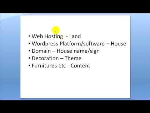 Web3Hosting.com Create a Wordpress Blog on GoDaddy