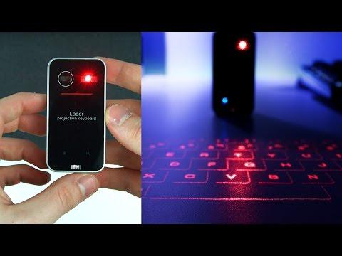$35 Laser Projection Keyboard?