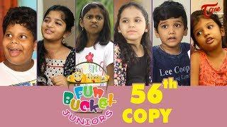 Fun Bucket JUNIORS | Episode 56 | Kids Funny Videos | Comedy Web Series | By Sai Teja - TeluguOne