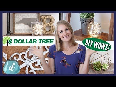 DOLLAR TREE DIY *WOWS* (ALL NEW!) 💚 Wrought Iron Decor, Fairy Lights, Farmhouse Style & More!