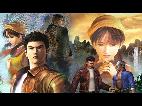 SHENMUE 1 & 2 Remastered Trailer (Xbox One/PS4/PC)