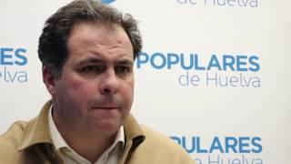"""El PP critica que el consejero de Salud """"vende humo"""""""