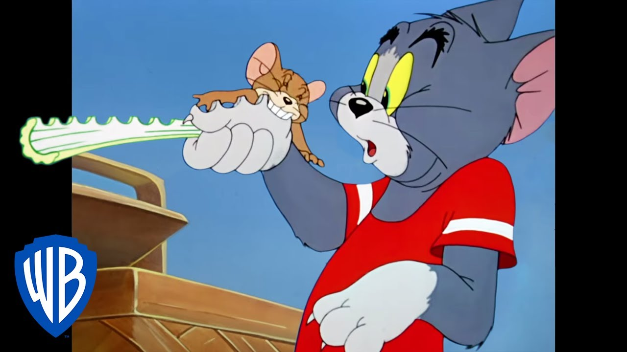 Tom & Jerry | Have a Picnic | Classic Cartoon Compilation | WB Kids