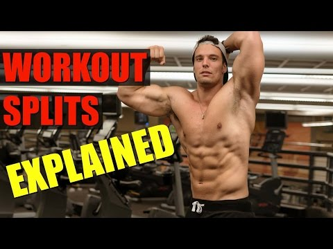 BEST WORKOUT SPLIT TO BUILD MUSCLE & LOSE FAT |  Fat Loss Series ep. 5
