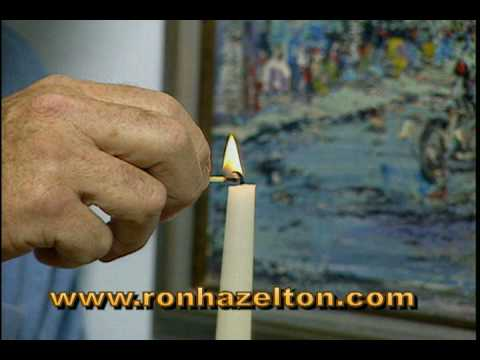 How to Remove Melted Candle Wax
