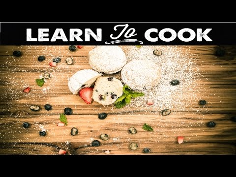Learn To Cook: How To Make Blueberry Muffins