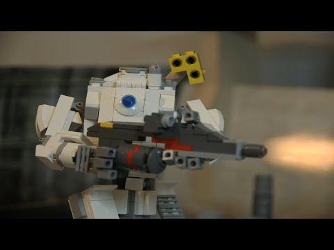 LEGO TITANFALL Stop Motion