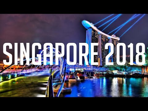 Singapore Travel Video 2018 (Asia Trip Part 1)