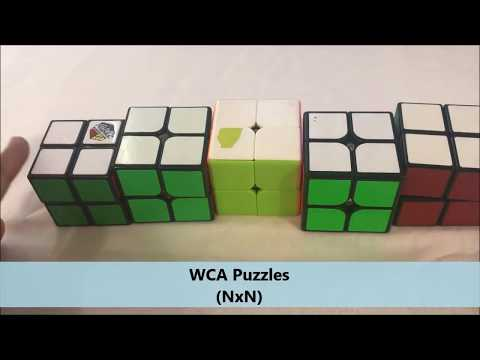 (500 Subscribers) My Cube Collection 2018!!(35+Puzzles)