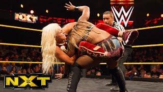 Ember Moon vs. Liv Morgan: WWE NXT, Jan. 25, 2017