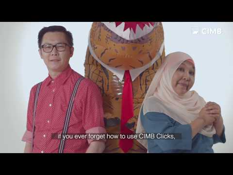 Are you an expert at the all-new CIMB Clicks yet?