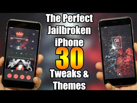 The Perfect Jailbroken iPhone - 30 Tweaks & Themes - Part 2