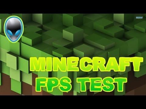 Minecraft: IMac FPS Test