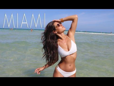 Miami Swim Week 2015: Nicole Isaacs