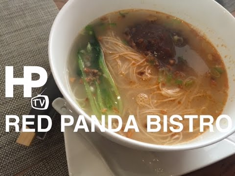 Red Panda Modern Chinese Bistro Greenhills Shopping Centre by HourPhilippines.com