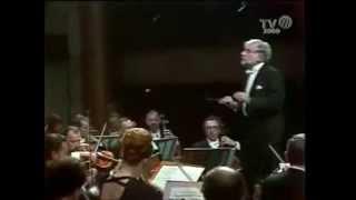 Berlioz Symphonie Fantastique  4th Mvt   Leonard Bernstein