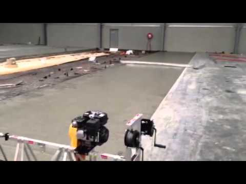 Northshore Concrete super flat floor