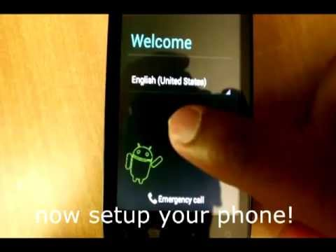 Tutorial to Install ICS on HTC Explorer
