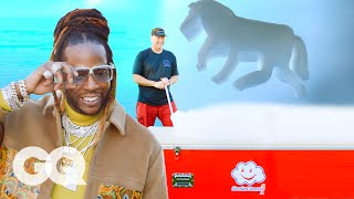 2 Chainz Checks Out $9K Floating Foam Clouds | Most Expensivest | GQ & VICE TV