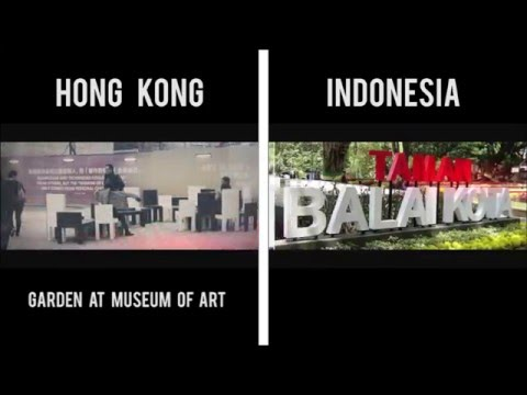 Social Video Campaign Hong Kong and Indonesia