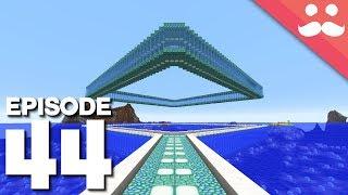 Hermitcraft 5: Episode 44 - FINISHING The Base!