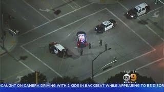 Off-Duty Border Agent Shoots 2 Teen Robbers In Arcadia, Deputies Say