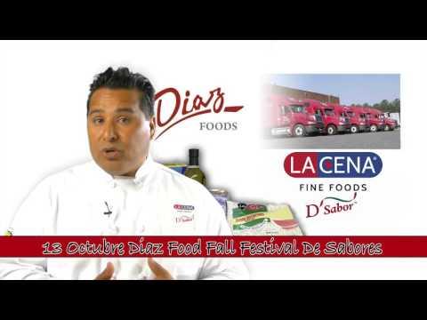 Promo Fall Festival Diaz Food (Spanish)