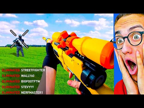Xxx Mp4 INSANE NERF VIDEO GAMES In REAL LIFE 3gp Sex
