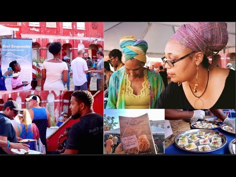 St. Croix Foodies - Food and Wine Reef Responsible