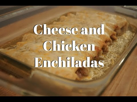 Quick and easy chicken and cheese enchiladas neeno's essentials